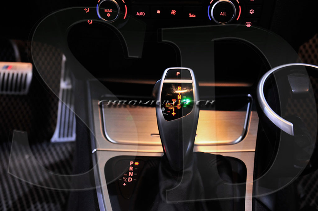 Bmw Led Gear Shift Knob For 5 Series E39 X5 E53 Lhd